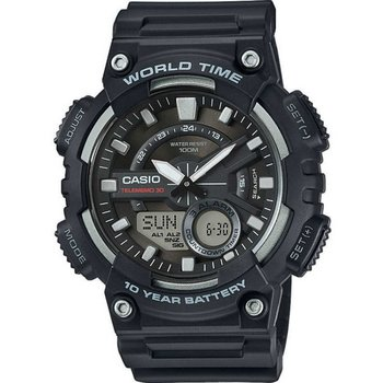 CASIO Collection Chrono Black