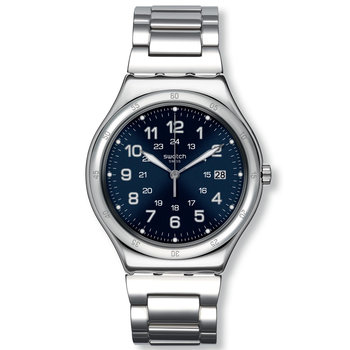 SWATCH Blue Boat Stainless