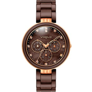 VOGUE Havana Crystals Brown