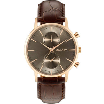 GANT Park Hill Brown Leather