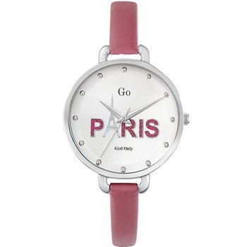 GO Girl Only Pink Leather