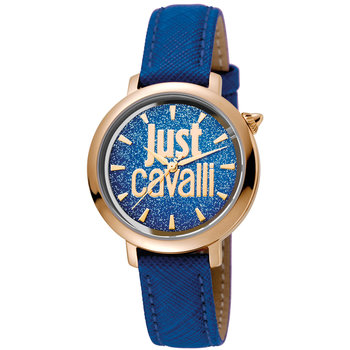 JUST CAVALLI Logo Blue