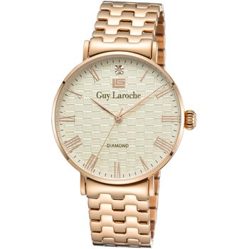Guy Laroche Gents Rose Gold