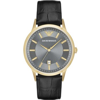 Emporio ARMANI Ladies Black