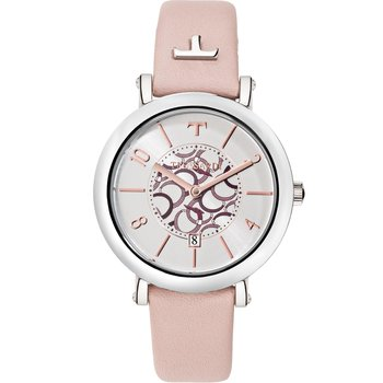 TRUSSARDI Lady Pink Leather