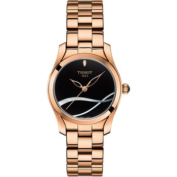 TISSOT T-Lady T-Wave Rose