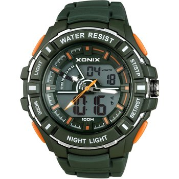 XONIX Chronograph Green