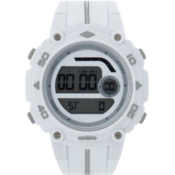 UMBRO Sport Chronograph White
