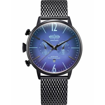 WELDER Moody Dual Time Black