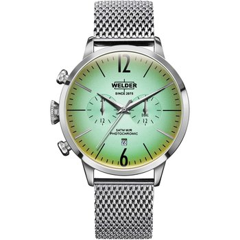 WELDER Moody Dual Time Silver