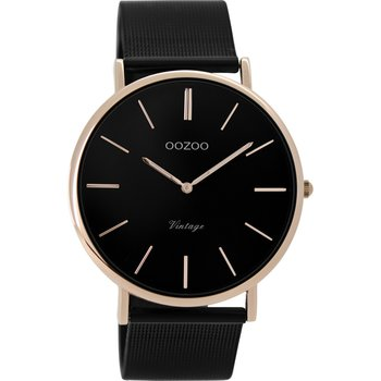 OOZOO Vintage Black Metallic