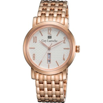 Guy Laroche Ladies Rose Gold