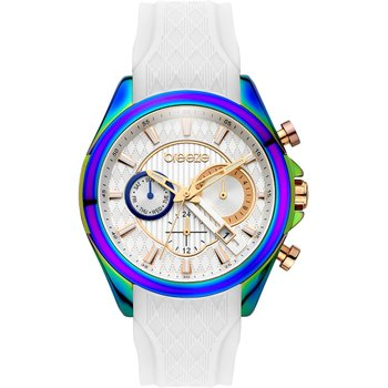 BREEZE Ferosh Dual Time White