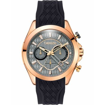 BREEZE Ferosh Dual Time Black