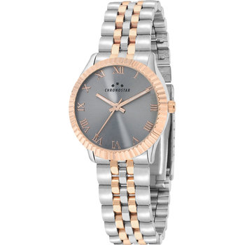 CHRONOSTAR Ladies Two Tone