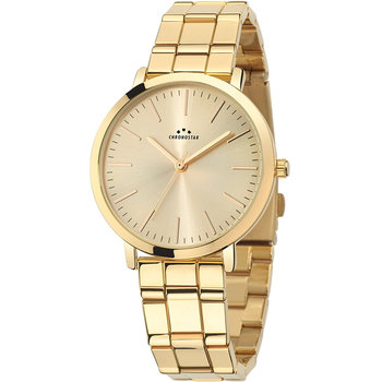 CHRONOSTAR Ladies Gold