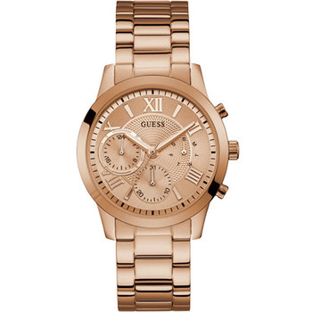 GUESS Rose Gold Stainless