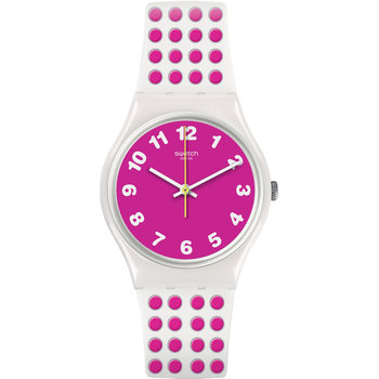 SWATCH Vibe Pinkdots Two Tone