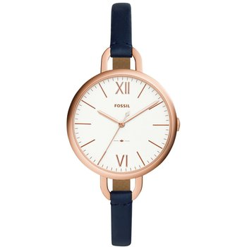 FOSSIL Annette Blue Leather