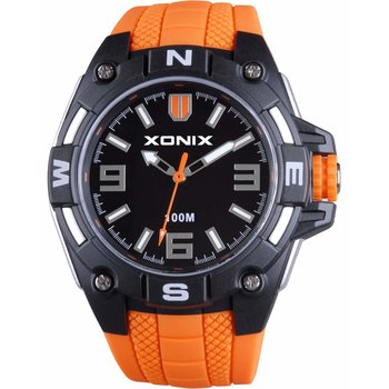 XONIX Casual Orange Silicone