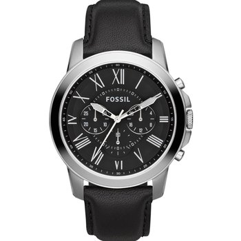 FOSSIL Grant Black Leather