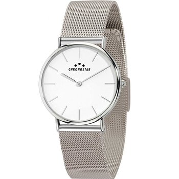 CHRONOSTAR Ladies Silver