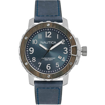NAUTICA NMS 01 Blue Leather