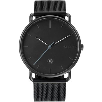 MELLER Denka All Black Stainless Steel Bracelet