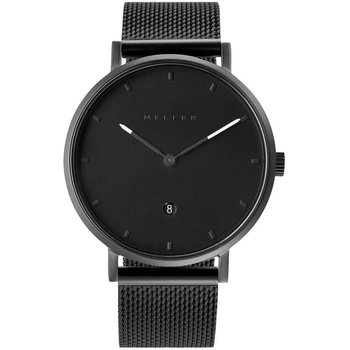 MELLER Astar All Black Stainless Steel Bracelet