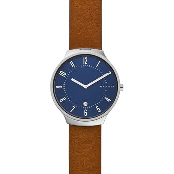 SKAGEN Grenen Brown Leather