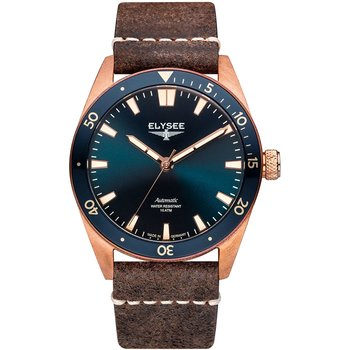 ELYSEE Bronze Automatic Brown