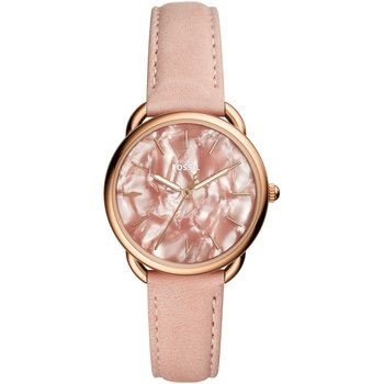 FOSSIL Tailor Pink Leather