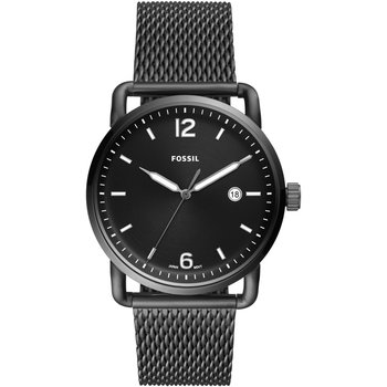 FOSSIL The Commuter Black