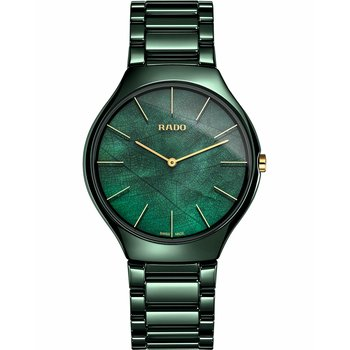 RADO True Thinline Green