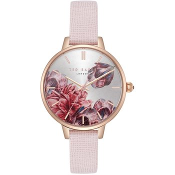 TED BAKER Kate Pink Leather