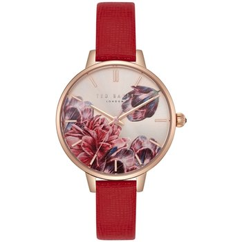 TED BAKER Kate Red Leather