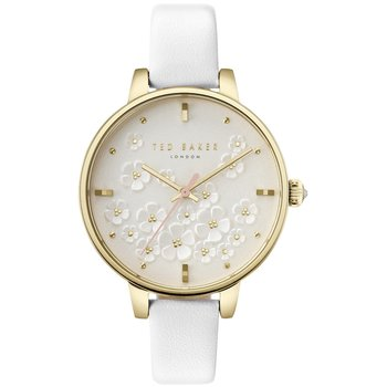 TED BAKER Kate White Leather