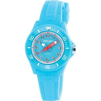 AM:PM Kids Light Blue Rubber