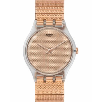 SWATCH Poudreuse S Rose Gold