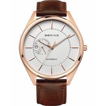 BERING Automatic Brown