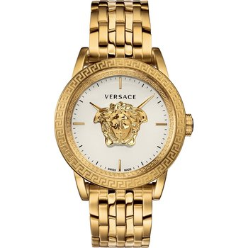 VERSACE Gold Stainless Steel