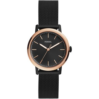FOSSIL Neely Black Stainless