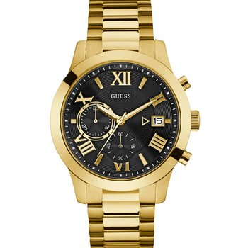GUESS Mens Chronograph Gold