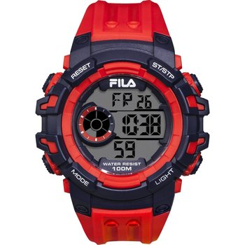FILA Sport Chronograph Red