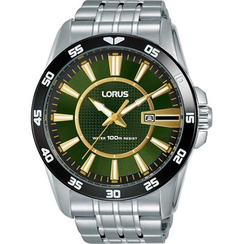 LORUS SPORTS Silver Stainless