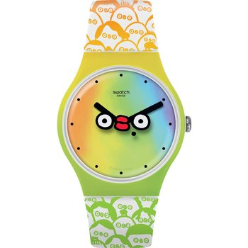 SWATCH CLUB What'S Yo Face
