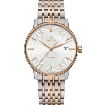 RADO Coupole Classic Automatic Two Tone Stainless Steel Bracelet
