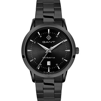 GANT Houston Black Stainless