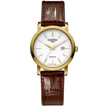 ROAMER Classic Brown Leather