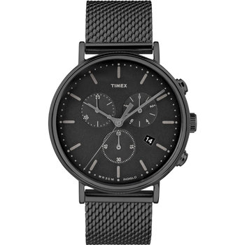 TIMEX STYLE Chronograph Black